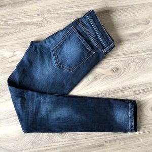Banana Republic Faded Skinny Jeans